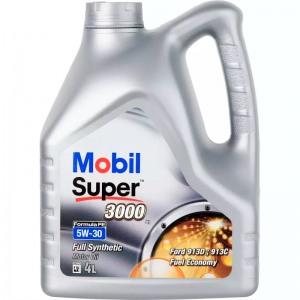 Täissünteetiline õli 5W30 FORMULA FE MOBIL 4L 152056