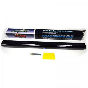 Akna toonkile 50 x 300 cm Black (~50%)