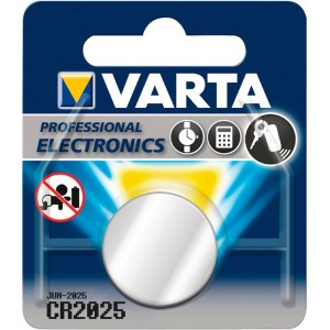 Liitium patarei 3V 170mAh VARTA CR2025
