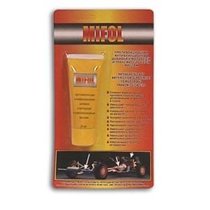 MIFOL Противоизносная антифрикционная добавка к моторным и трансмиссионным маслам 25мл