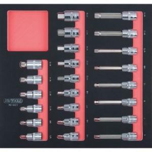 Tööriistade komplekt KS TOOLS 782.0023