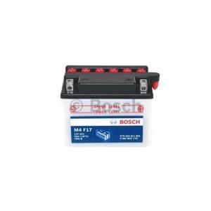 Стартерная аккумуляторная батарея BOSCH 0 092 M4F 170