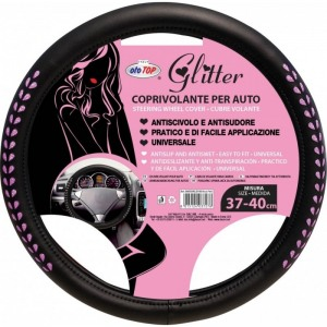 "Roolikate \""Glitter rosa\"" 37-40cm Ototop"