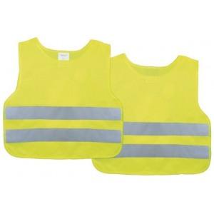 Helkurvest lastele 4-12a kollane EN 1150 TSB-001