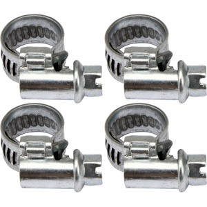 73831 Lõdvikuklambrid 4tk 8-12mm NORMA
