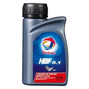 TOTAL BRAKE FLUID HBF 5.1 0,25L