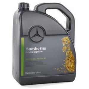 MERCEDES BENZ 5W30 MOTOROIL 229.51 5L