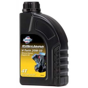 Neljataktiline õli FUCHS SILKOLENE COMP V-TWIN 20W50 1L