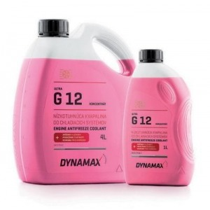 Антифриз G12 1L DYNAMAX 500143