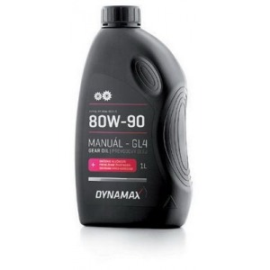 Käigukasti õli 80W-90 GL4 1L DYNAMAX 501624
