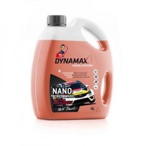 Cтеклоомыватель NANO HOMOLA 4L DYNAMAX 502570