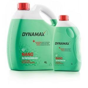 Suvine klaasipesuvedelik 4L DYNAMAX 501981