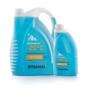 Жидкость стеклоомывателя -20 C 4L DYNAMAX 502102