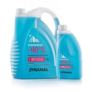 Talvine klaasipesuvedelik -40 C 1L DYNAMAX 502103