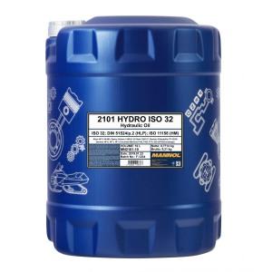 Гидравлическое масло MANNOL Hydro ISO 32 10L