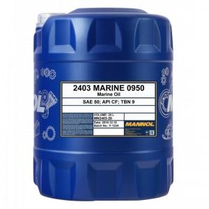 Laevandusõli MANNOL Marine 0950 20L