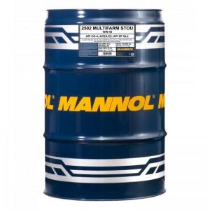 Traktoriõli MANNOL Multifarm STOU 10W40 60L