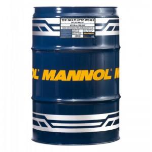 Traktoriõli MANNOL Multi UTTO WB 101 208L