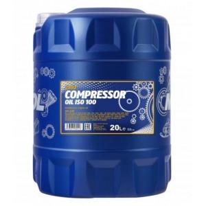 Kompressoriõli MANNOL Compressor Oil ISO 100 20L