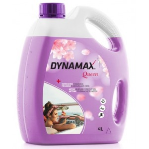 Suvine klaasipesuvedelik DYNAMAX QUEEN 4L