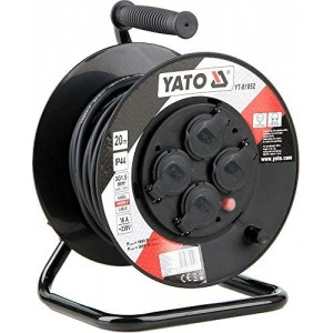 YT-81052 Extension cord 20m 3Gx1,5 YATO