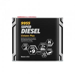 9955 Diiselkütuse lisand Super Diesel 500ml MANNOL