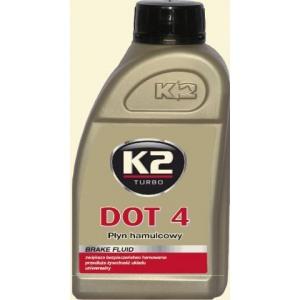 pidurivedelik DOT4 500ml K2