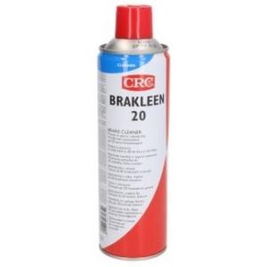 Очиститель тормозных механизмов CRC BRAKLEEN 20 500ml
