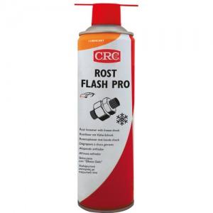 Проникающая смазка с эффектом заморозки CRC ROST FLASH PRO 500ml