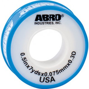 TT-0.75 Keermeteip vesi 19,05x6,4x0,075mm sinine ABRO
