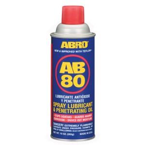 ABRO AB-80-210 Määrdeõli aerosool 210ml WD-40