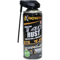 T40 Средство от ржавчины и смазка 400ml KROWN