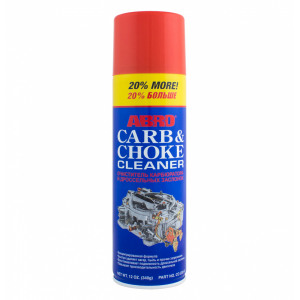 ABRO CC-220 Karbüraatori puhasti +20% 340g