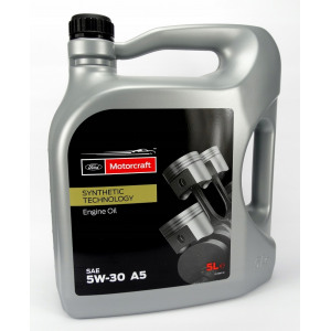 Синтетическое масло FORD Formula F 5W30 5л