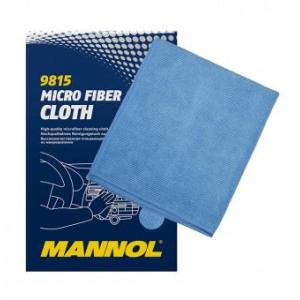 9815 Салфетка из микрофибры очищающая Mannol