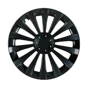 Колпаки на колеса (комплект 4тк) MERIDIAN black-14