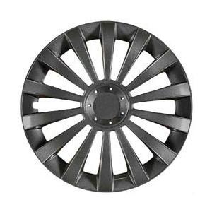 Колпаки на колеса (комплект 4тк) MERIDIAN grafit-14