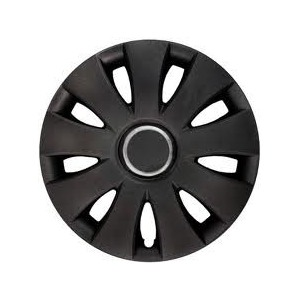 Колпаки на колеса (комплект 4тк) AURA grafit-14