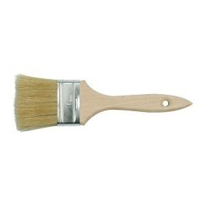 09524 Кисть флейцевая, дерев. ручка 63мм - Vorel